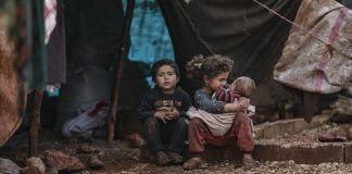 Barış Pınarı Bölgesi'nde 45 bin Suriyeli çocuğa felç aşısı kampanyası
