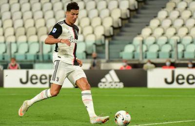 Juventus, Cristiano Ronaldo'nun Kovid-19'u atlattığını duyurdu