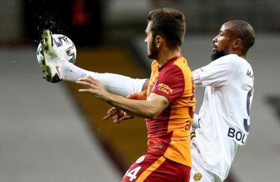 Galatasaray sahasında tek golle kazandı