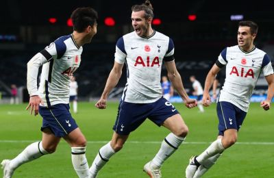 Tottenham'a galibiyeti Gareth Bale getirdi
