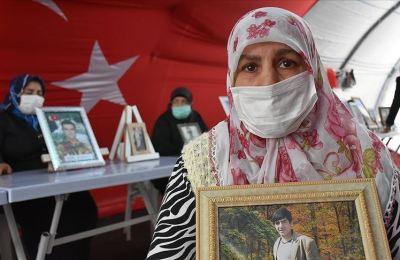 Diyarbakır annelerinden Salim: Sonuna kadar buradayım