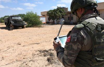 Mehmetçik Libya'da bulunmaya devam edecek