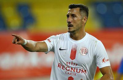 PFDK'den Antalyasporlu futbolcu Adis Jahovic'e 2 maç men cezası