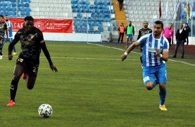 Büyükşehir Belediye Erzurumspor ile Göztepe puanları paylaştı