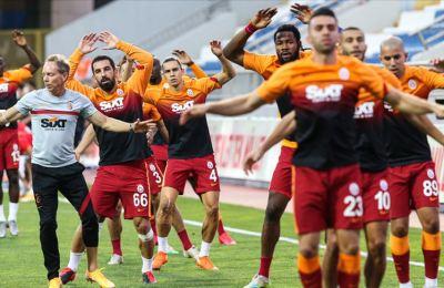 Galatasaray'ın Sivasspor maçı kadrosu belli oldu