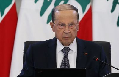 Lübnan Cumhurbaşkanı Avn, eski Dışişleri Bakanı Basil'in ABD'nin yaptırım listesine alınmasının delillerini istedi