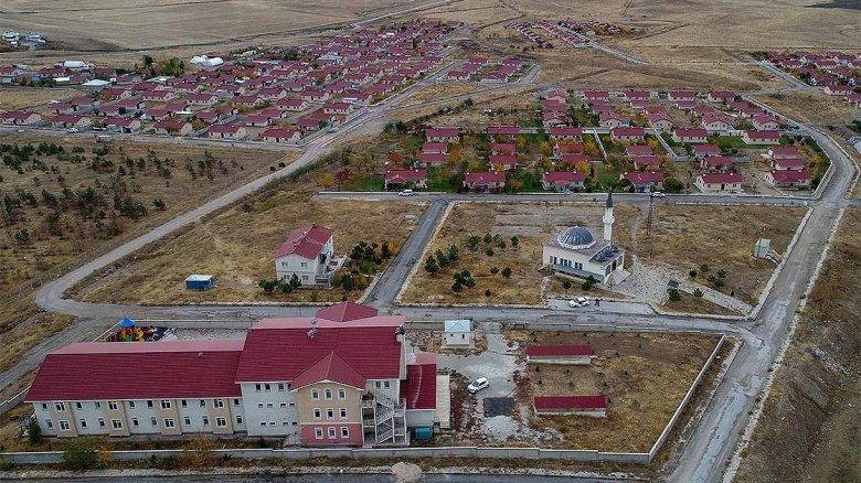 1604826804 171 vanda depremin yiktigi kirsal mahalleler devletin destegiyle yeniden kuruldu
