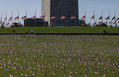 ABD'de Kovid-19'dan ölenlerin sayısı 244 bin 519'a çıktı