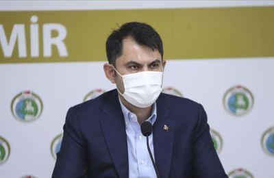 İzmir'de tüm hasar tespit çalışmaları tamamlandı