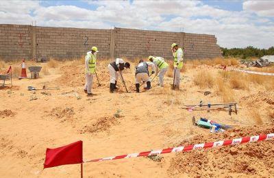 UCM'den 'Libya'da savaş suçu işlemekle itham edilen kaçakları teslim etmesi' çağrısı