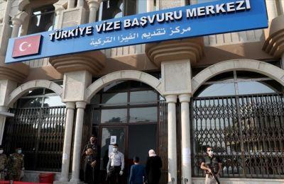 Musullular, Türkiye Vize Başvuru Merkezinin açılmasından memnun