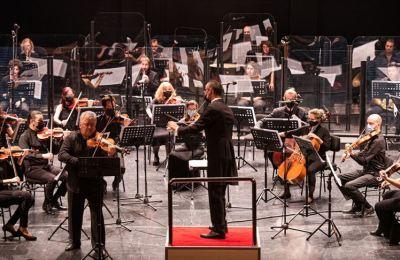 İDOB, Beethoven'ın 250. yaşını kutlama konserinde sahne aldı