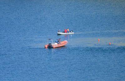 Kayıp Doku'yu arayan ekipler Uzunçayır Barajı'nda bir ayda 163 saat dalış yaptı
