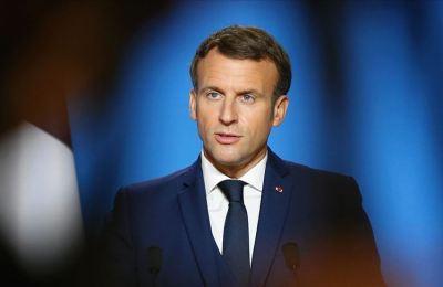 Fransa Cumhurbaşkanı Macron: Karikatürlere ilişkin açıklamam İslam dünyasında yanlış anlaşıldı