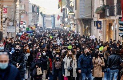 Dünya genelinde Kovid-19 tespit edilen kişi sayısı 78 milyon 376 bini geçti