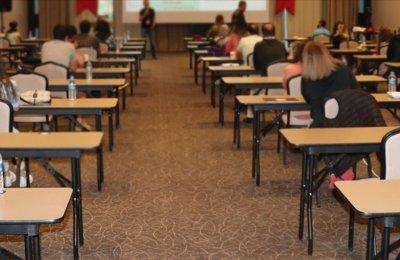 'Mesleki Eğitimde 1000 Okul Projesi' okullarındaki öğretmenlere ölçme ve değerlendirme eğitimi desteği