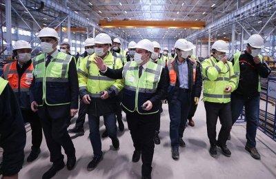 Türkiye'yi nükleer teknolojilerde de üreten ülke haline getirmek için çalışıyoruz