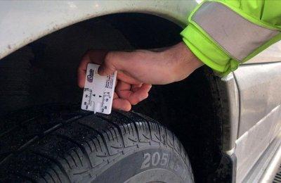 Polis ekipleri kış lastiği denetiminde 17 bin 439 kural ihlali tespit etti
