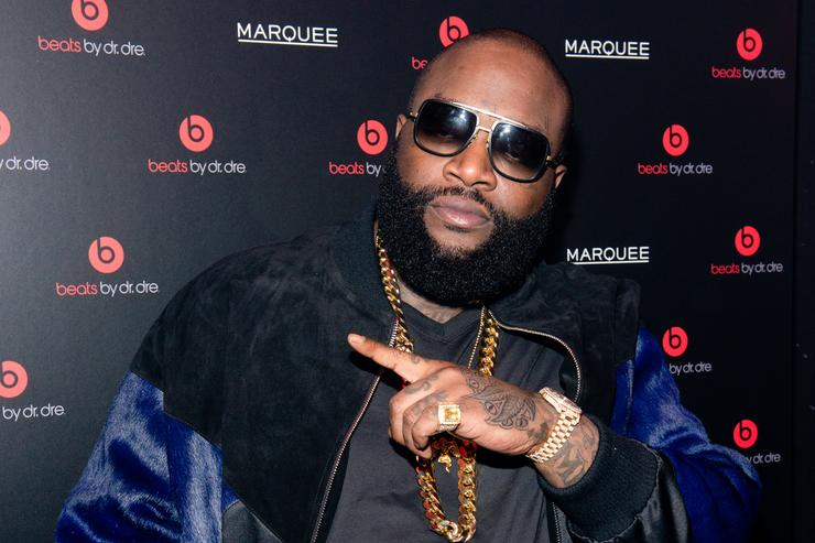 Rick Ross Rather You Than Me Album (Zip Download)