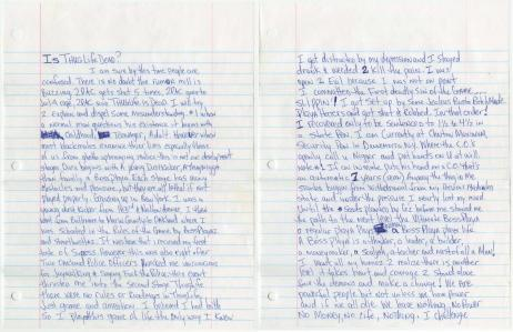 1476212870 5ff5025d7d87c0a2befb8132130abd1c Tupacs Handwritten Essay Is Thug Life Dead? Up For Auction