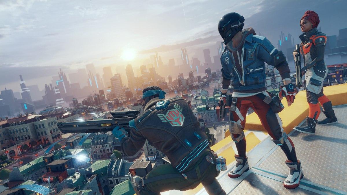 Hyper Scape: Así puedes probar el Battle Royale de Ubisoft