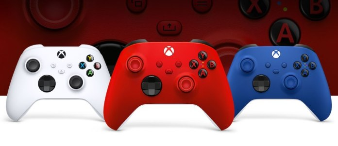 Microsoft presents Pulse Red, the new Xbox controller