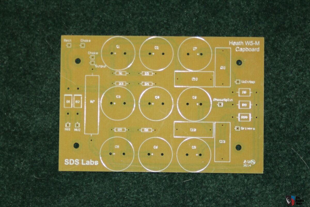 Pair Heathkit W5m Monoblocks Photo