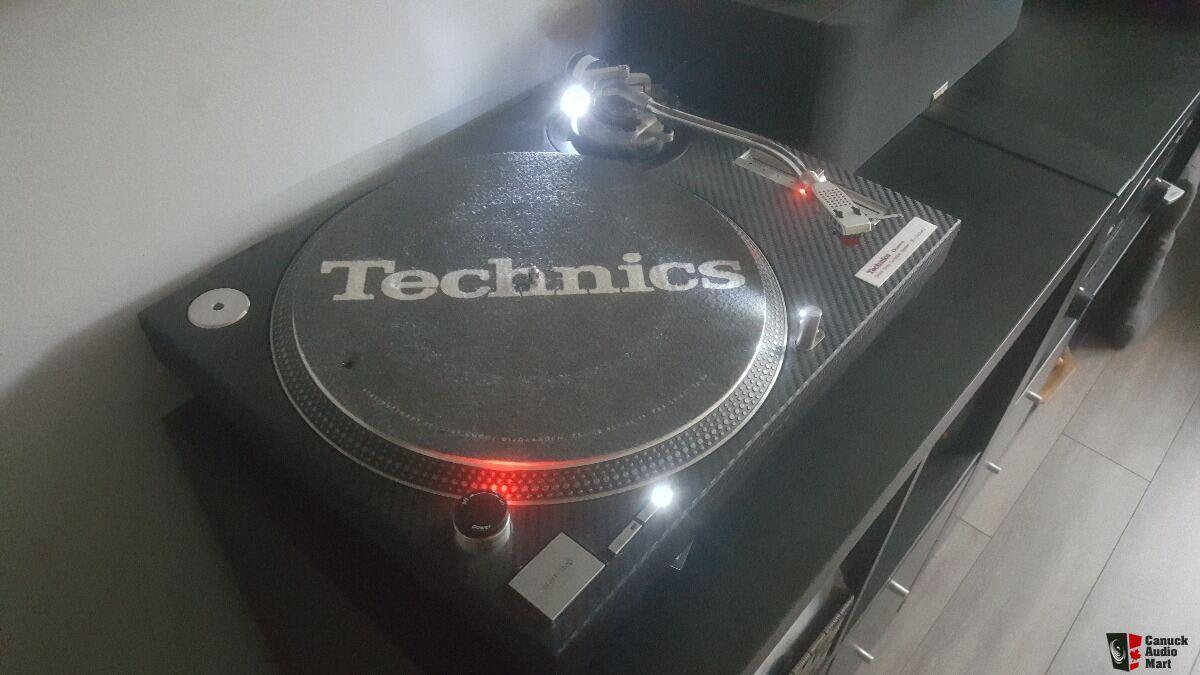 Technics Sl 1200 Mk2 Wood