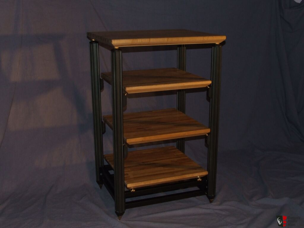 High End Audio Component Rack Stand Or Shelf Wanted Photo