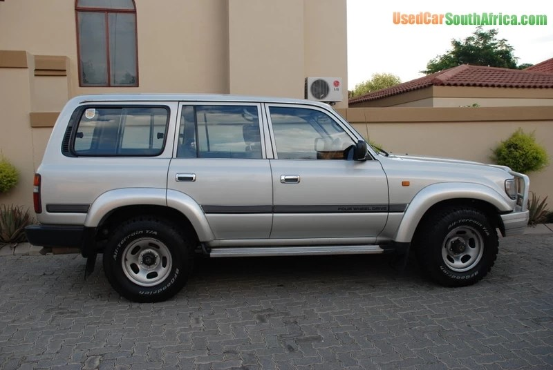 Toyota Land Cruiser 80 Series For Sale South Africa