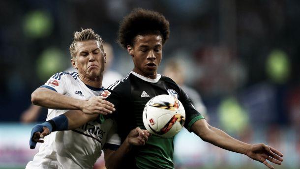 Schalke 04 passa pelo Hamburgo e engata quarta vitória seguida na Bundesliga