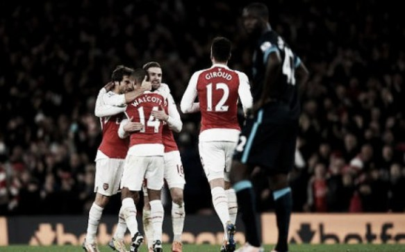 Arsenal 2-1 Manchester City: Player ratings on another disappointing evening