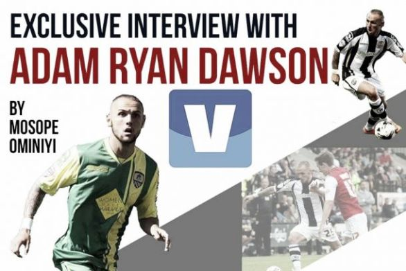 Interview: Adam Ryan Dawson on his youth, career aspirations and much more