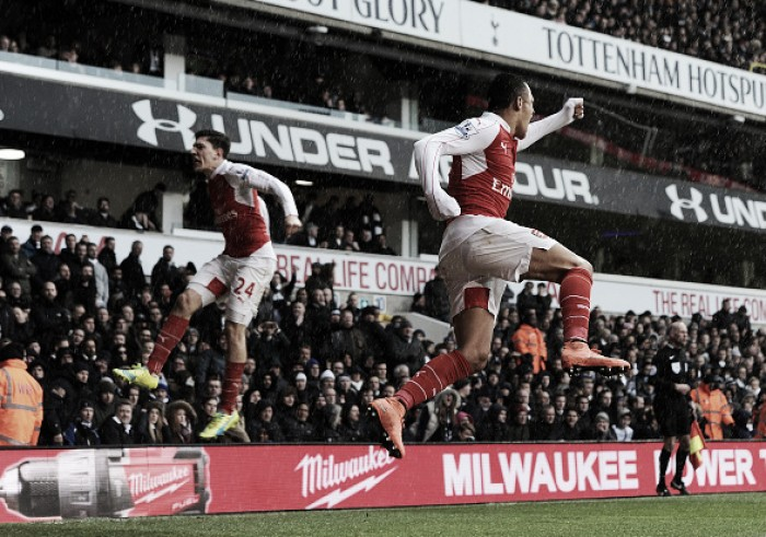 Tottenham Hotspur 2-2 Arsenal: As it happened