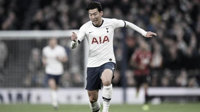 Heung-Min Son. / Photo: Premier League