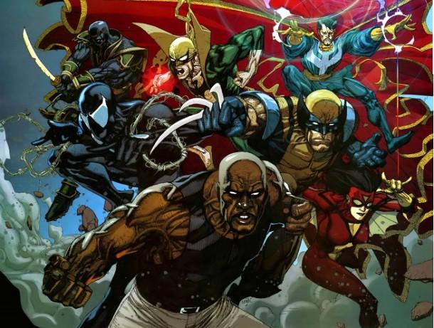 Comic Book Wednesday: New Avengers The Revolution