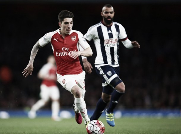 Hector Bellerín reveals pride after being named in PFA Team of the Season