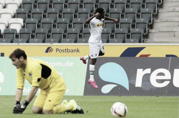 Com gols de Stindl e Traoré, Borussia M'gladbach vence Porto em amistoso
