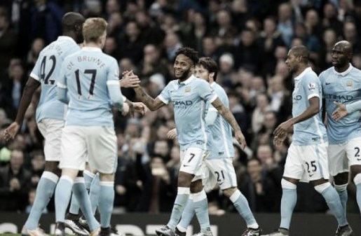 Manchester City 4-1 Sunderland: Sterling and de Bruyne star as Citizens cruise to victory