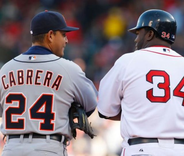 Boston Red Sox Detroit Tigers Alcs Preview