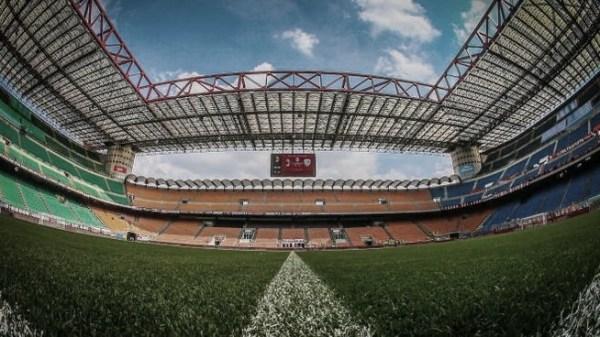 Surto do Coronavírus na Itália pode causar portões fechados em Inter de Milão x Ludogorets