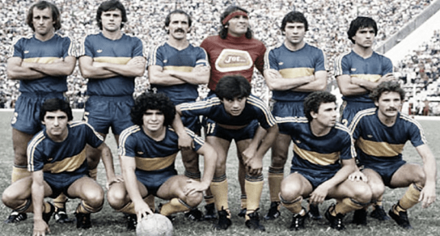 Efemérides: Boca campeón Metropolitano 1981 - VAVEL Argentina