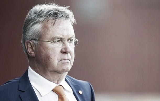 Guus Hiddink confirmed as Chelsea's interim manager until end of season