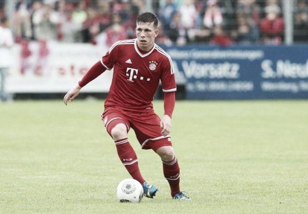 """Højbjerg se mostra feliz no Augsburg e garante: """"Quero ser melhor do mundo"""""""