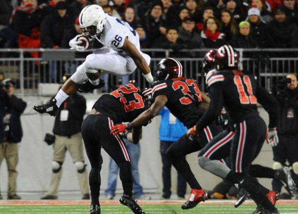 Saquon Barkley Proves His Potential In Penn States Loss