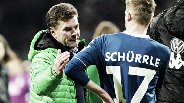 Hecking valoriza vitória do Wolfsburg diante do Werder Bremen