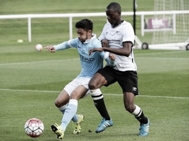 U18s: Man City 7-2 Derby County: Wilcox's youngsters back firing