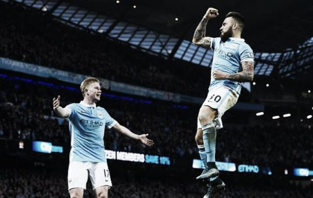 Focus: Otámendi's impressive display against Norwich