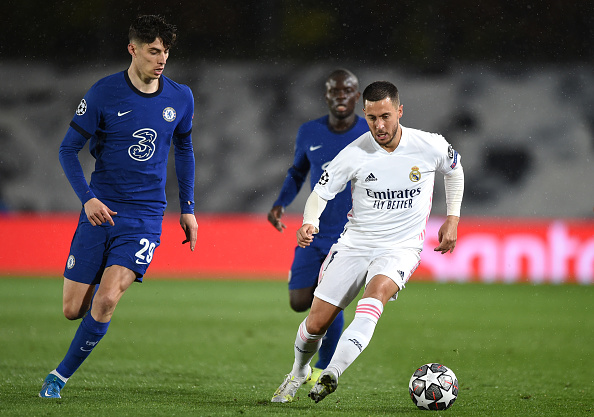 Real Madrid Chelsea level at one after 1st leg - VAVEL USA