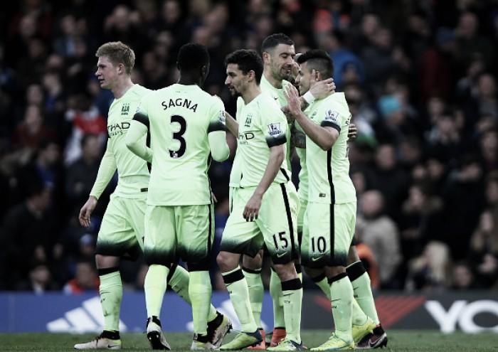 Chelsea 0-3 Manchester City: Super Sergio sinks sloppy Blues to devastating effect